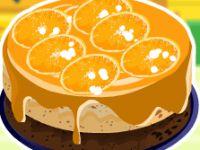 Orangenkuchen Backen