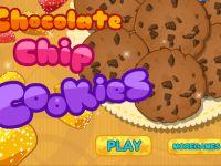 Schokoladen Kekse Backen